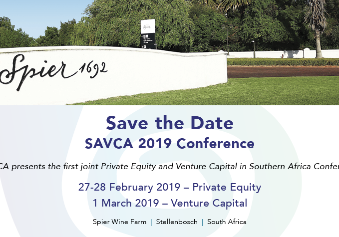 Spier 2019 Conference Save The Date