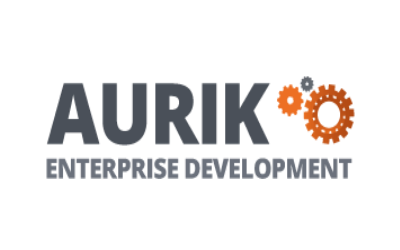 Aurik Enterprise Development Logo