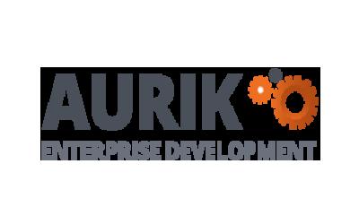 Aurik Enterprise Development Logo