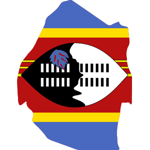 Africa Map Button_Eswatini