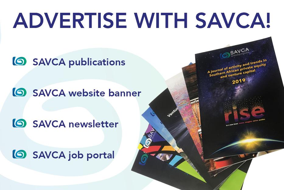 SAVCA Avertising banner