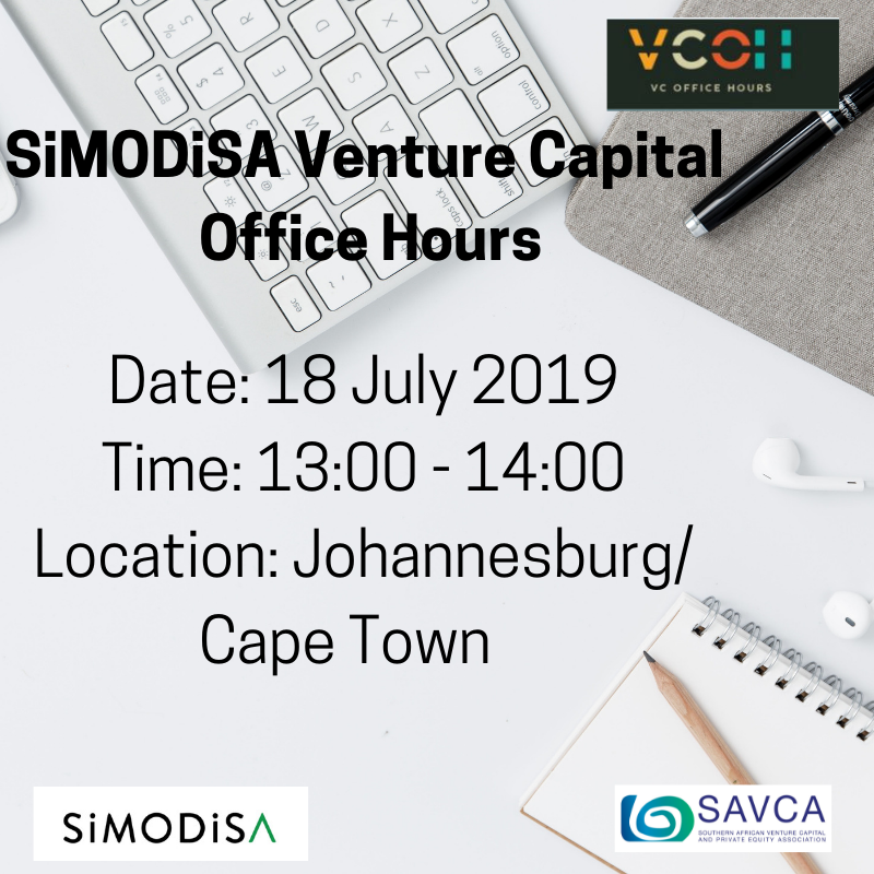 SiMODiSA Venture Capital Office Hours MC edit