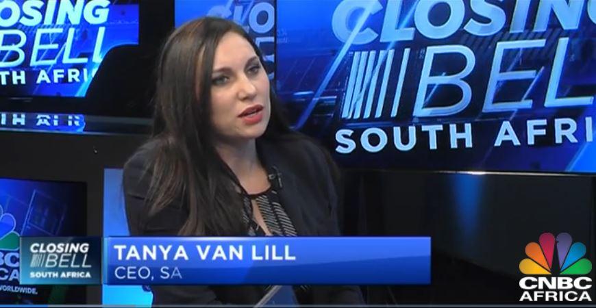 SAVCA CEO Tanya van Lill
