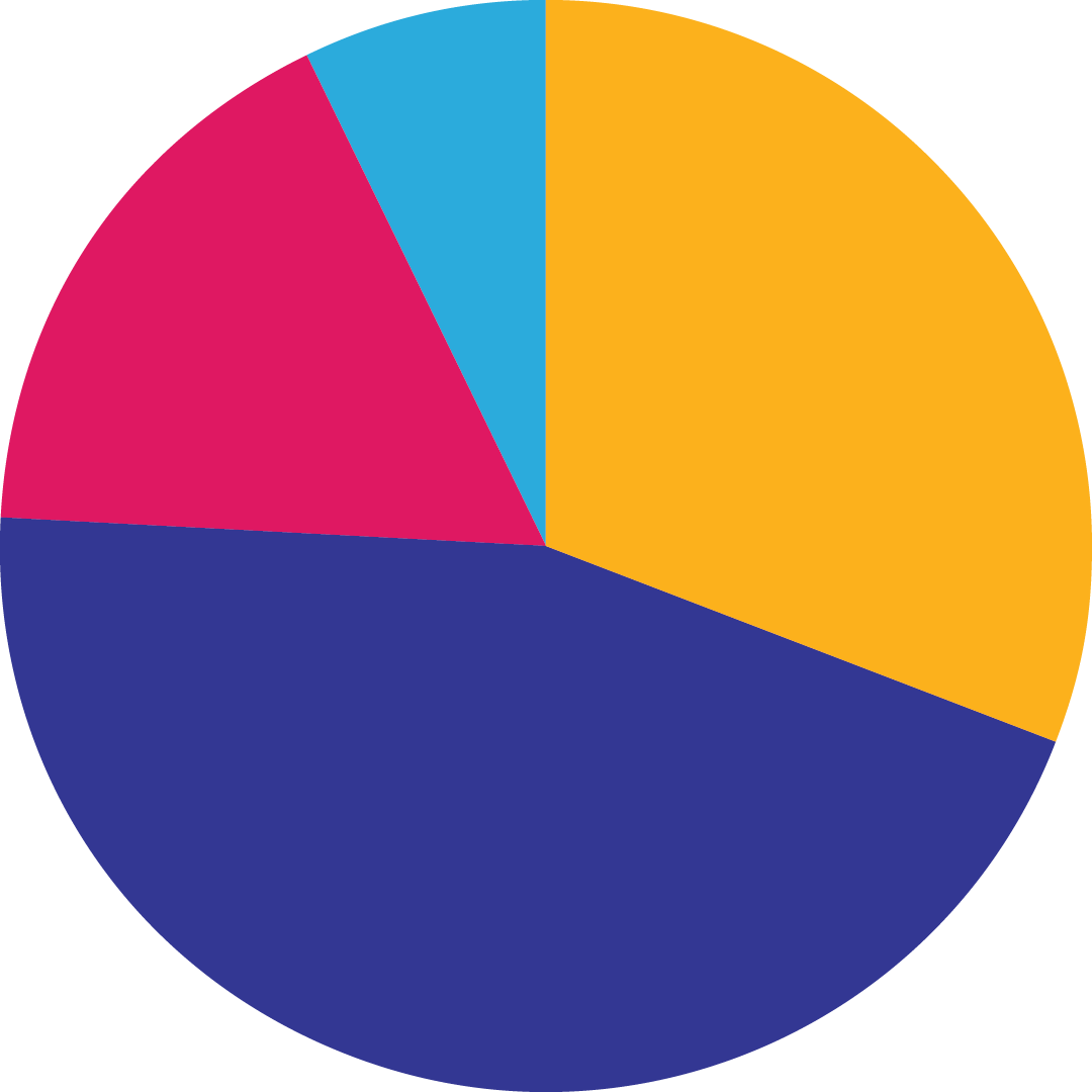 Attendance-stats-from-2020-conference-pie-chart