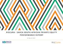 RisCura SAVCA_Q1_2020_Private_Equity