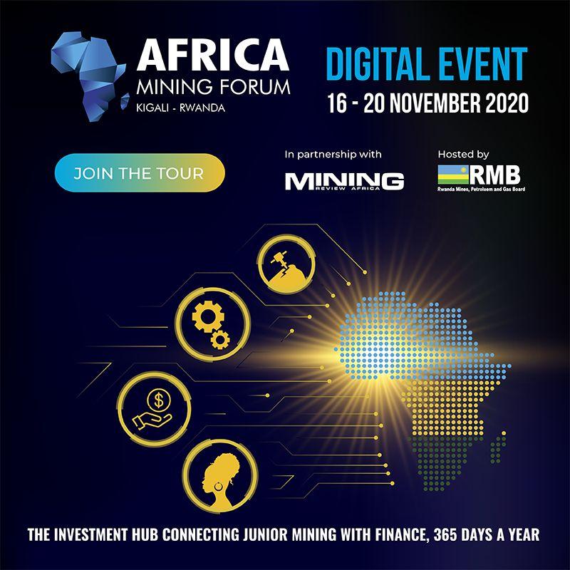 Africa Mining Forum banner