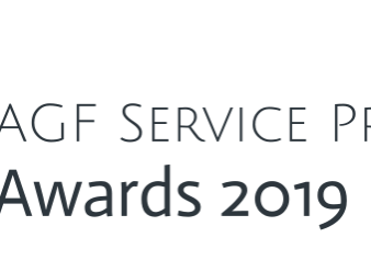 AGF Awards logo