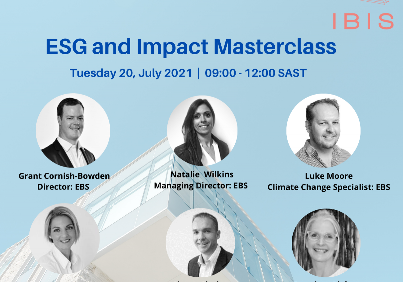 ESG and Impact Masterclass (2)