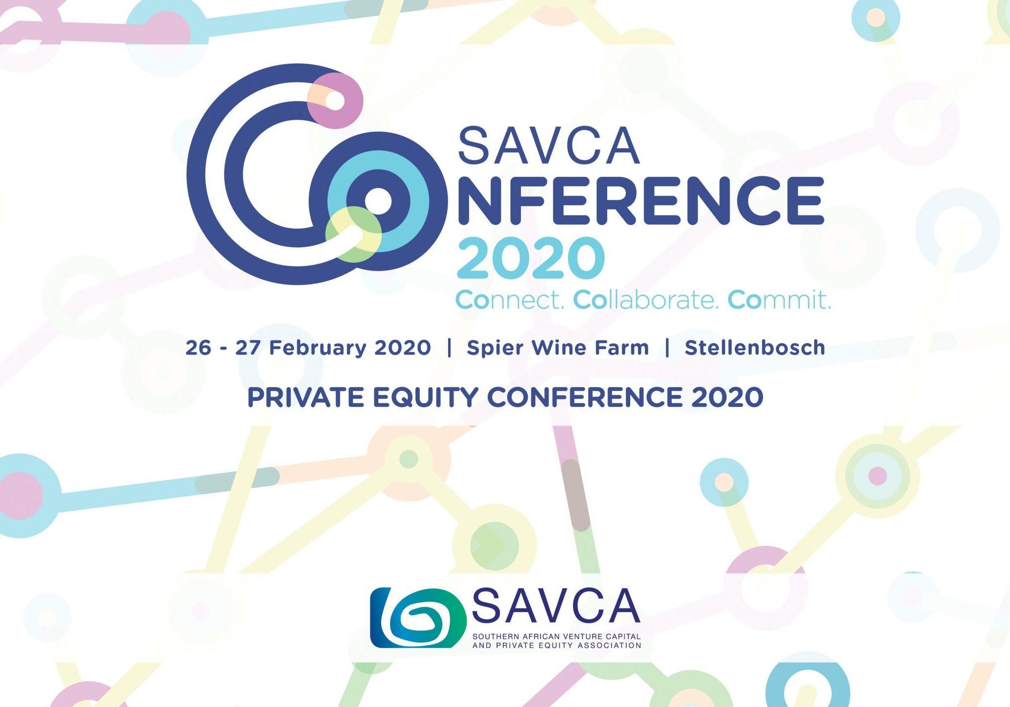 SAVCA 2020 PE Conference