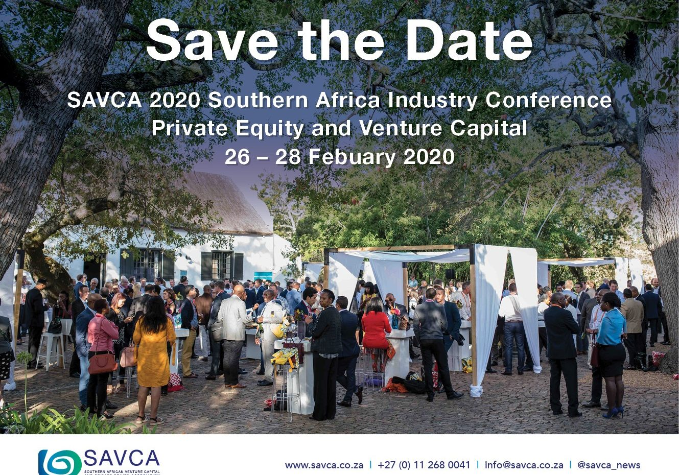 SAVCA Conference 2020