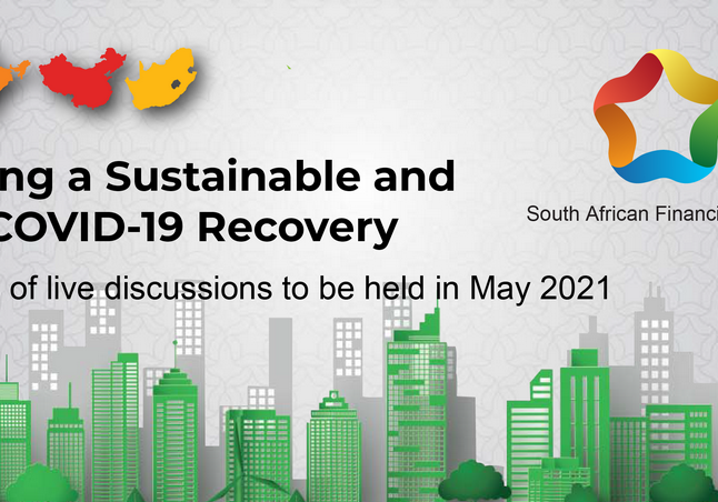 SAVCA - BRICS 2 – 27four Group of Companies - Accelerating a Sustainable and Inclusive Covid-19 Recovery